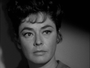 Ruth Roman in The Outer Limits episode, Moonstone.