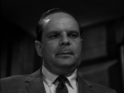 Howard Caine in The Outer Limits episode, The Chameleon.