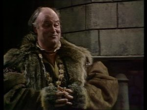 Iain Cuthbertson in Doctor Who.
