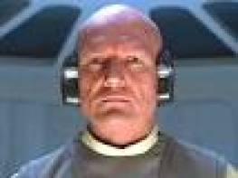 John Hollis in Star Wars.