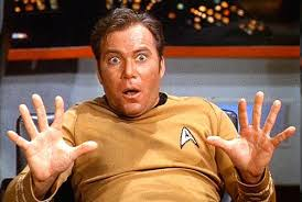 It's Captain Kirk's birthday!