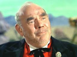 James Westerfield as Dr Marvello in the Lost in Space episode, Space Circus.