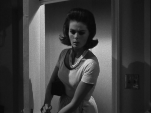 Dee Hartford in The Outer Limits episode, The Invisibles.