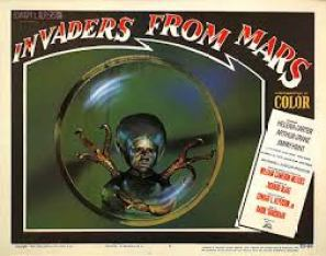 Invaders from Mars released