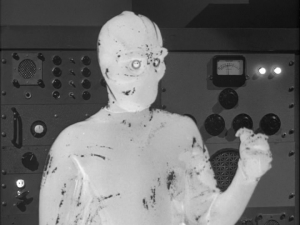 William O. Douglas Jr. in  'The Outer Limits episode, The Galaxy Being.