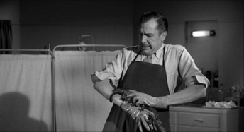 Vincent Price in The Tingler