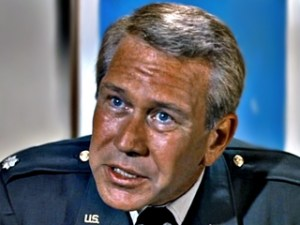 Richard Eastham as Carl Vanders in The Invaders episode, Summit Meeting