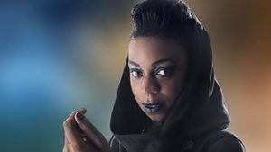 Pippa Bennett-Warner in Doctor Who