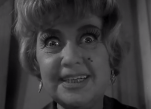 Joan Blondell in Twilight Zone: What's in the Box?
