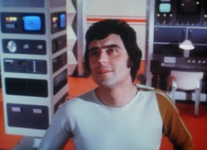 Ian McShane in Space 1999