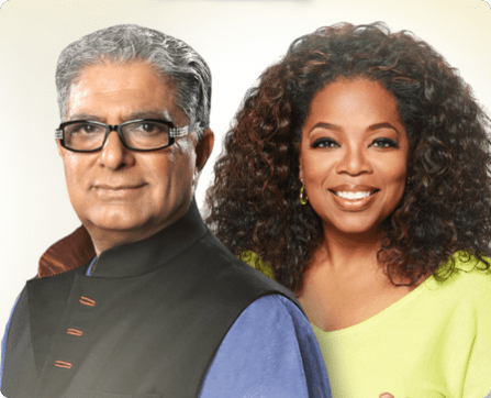 Free Oprah and Deepak Meditation - Become What You Believe