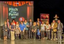 Pitch to the Panel shortlist face the dragons and have won a share of a £100,000 prize fund.