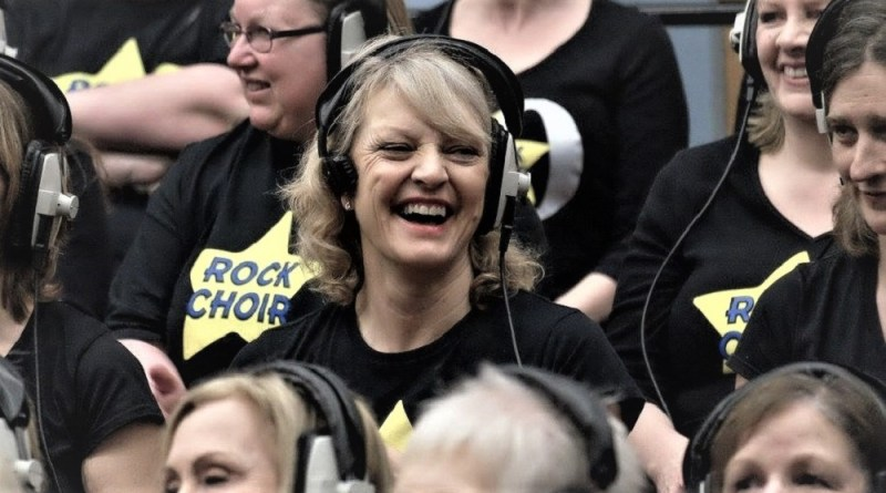 West Berks Rock Choir