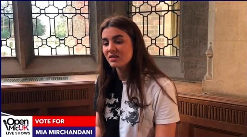 Thatcham girl in semi finals of Open Mic UK