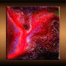 Abstract I 6-11-09 II Angel In The Vortex blog