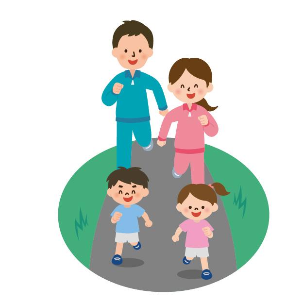 子どもにおすすめの持久走のトレーニング