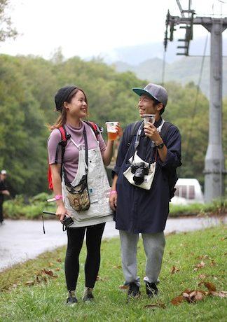 男女別!秋フェスにおすすめのコーデ!
