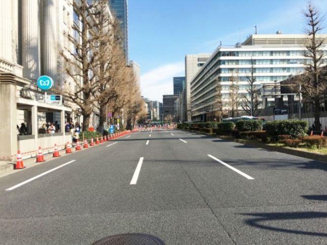 東京マラソン2020年の通行止め情報や交通規制は?