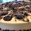 Raw Vegan White Chocolate Cherry Cheesecake