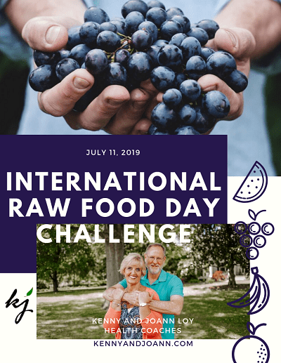 International Raw Food Day