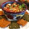 Raw Vegan Pico de Gallo Salsa