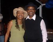 with Debra Coleman