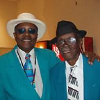 Me & Pinetop Perkins