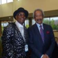 Me & Allen Toussaint