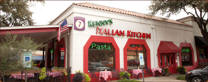 Location Kenny Italian Kitchenkenny Kitchen