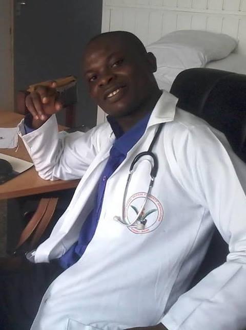 Dr.MH Enoch Keitu