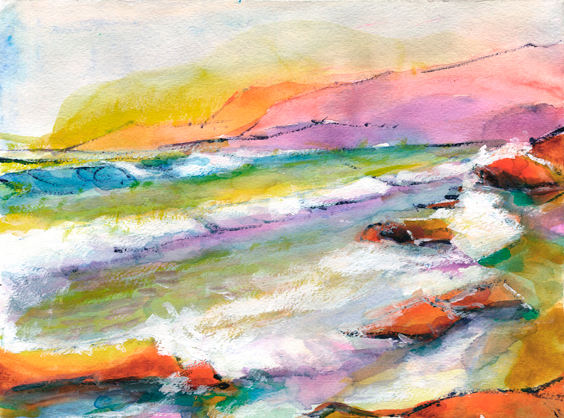 lavender coast