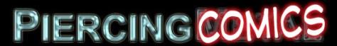 piercingmetal comics logo