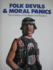 Stan Cohen's  1971 book became a centre piece of the National Deviancy Conference