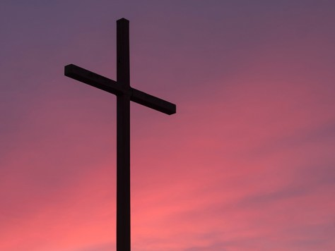 Remembering Christ died for me