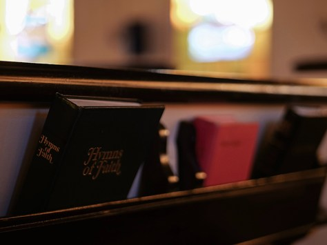 Bible and Hymnal