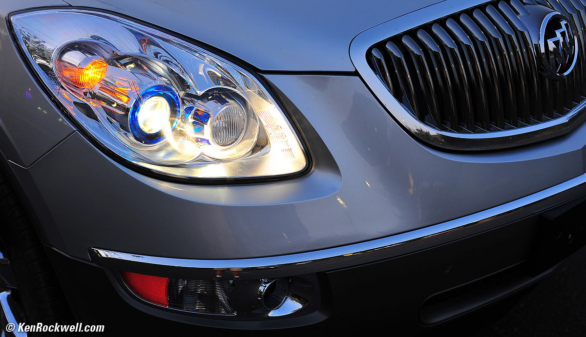 Buick Enclave Safety