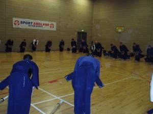 Stoke Seminar warm up