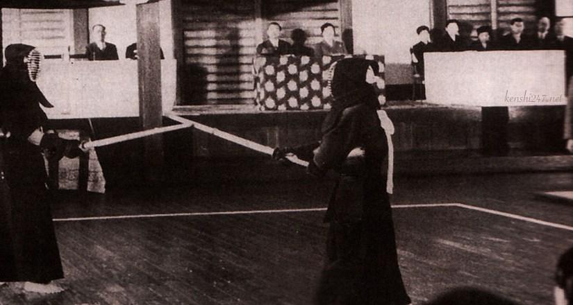 Takizawa Kozo hanshi