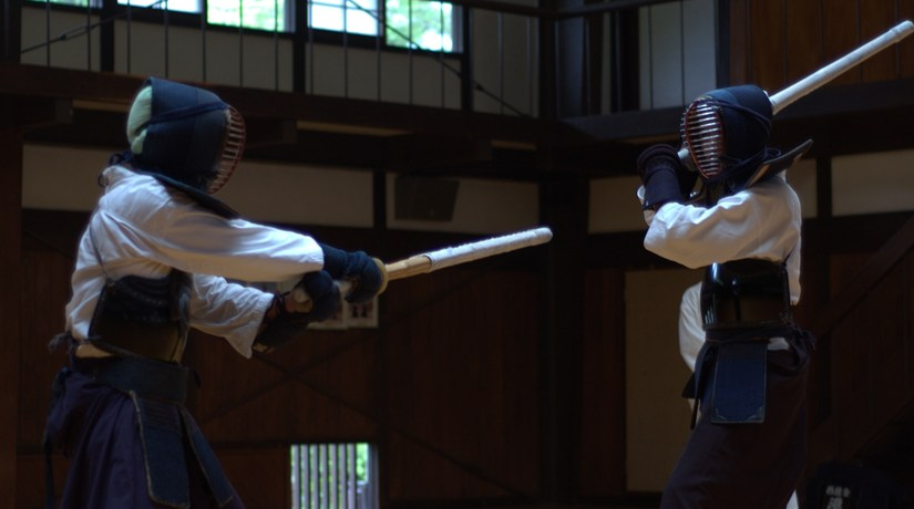 On shinai length