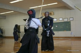 Coaching kendo