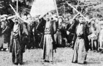 Naito on the right, and Mona on the left (Tobukan period)