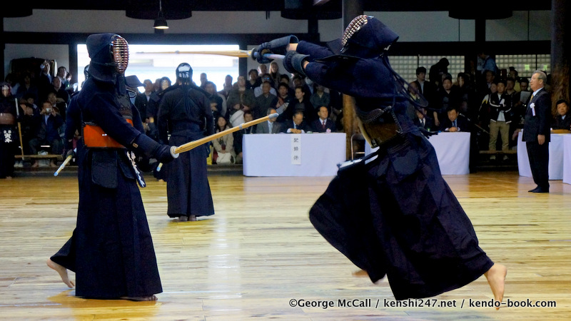 Kyoto taikai over the years
