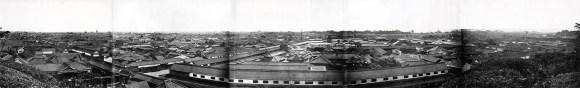 Edo in panorama, 1865 or 66