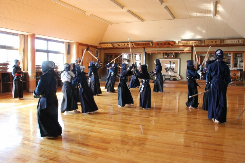 All japan kendo tournament prizes