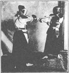 Kendo manual, 1920s