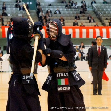 Italy vs Japan