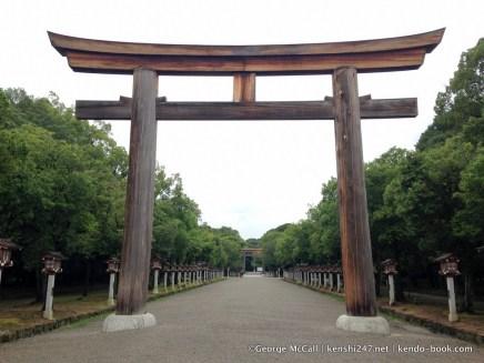 Kashihara-jingu