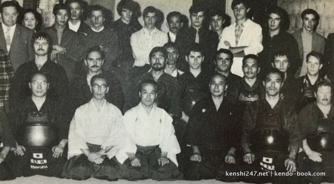 Iho sensei in France. Undated.