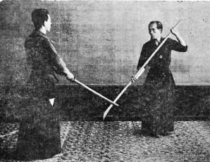 Shizuka-ryu naginata