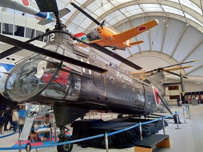 所沢航空発祥記念館 戦闘機
